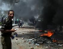 derrota a egipto