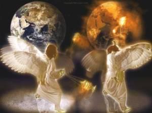 incensario con angeles