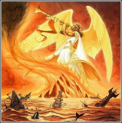 Apocalipsis 8 1 13 word of god