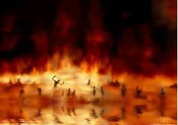 lago de fuego